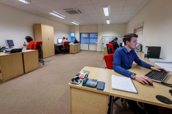 Harniss offices